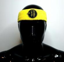 Potítko Taky Headband, Žltá