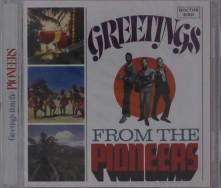 CD PIONEERS - GREETINGS FROM THE PIONEERS
