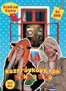 DVD Rozprávkový rok líšky a vlka (2DVD)