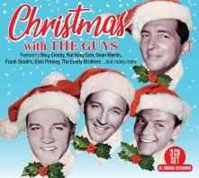 CD Christmas With The Guys