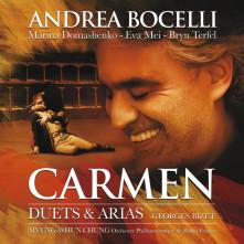 CD BIZET: CARMEN - THE ARIAS
