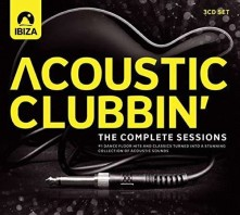 CD V/A - ACOUSTIC CLUBBIN' -COMPLETE SESSIONS-