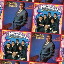 CD HESITATIONS & FREDDY BUTL - SOUL SUPERMAN / A DAB OF SOUL
