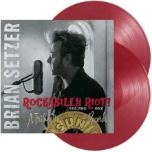 Vinyl SETZER, BRIAN - ROCKABILLY RIOT! VOL.ONE