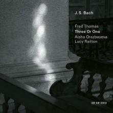 CD THOMAS, FRED / AISHA ORAZ - THREE OR ONE