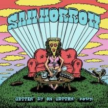 CD MORROW, SAM - GETTIN' BY ON GETTIN' DOWN