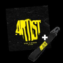 Balík CD Artist + Keychain (Pack Limited)
