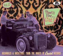 CD V/A - THAT'LL FLAT GIT IT! 37
