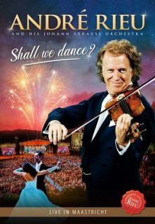 DVD RIEU ANDRE - SHALL WE DANCE
