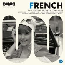 Vinyl V/A - FRENCH WOMEN