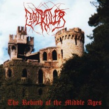 CD GODKILLER - REBIRTH OF THE MIDDLE AGES