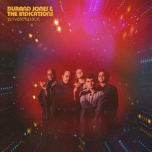 CD JONES, DURAND & THE INDIC - PRIVATE SPACE
