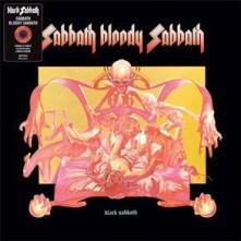 Vinyl SABBATH BLOODY SABBATH