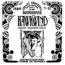 Vinyl HAWKWIND - RSD - GREASY TRUCKERS PARTY