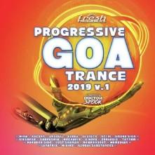CD V/A - PROGRESSIVE GOA 2019 VOL.1