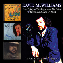 CD MCWILLIAMS, DAVID - LORD OFFALY/BEGGAR AND THE PRIEST/LIVIN'S JUST A STATE OF MIND