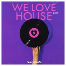 CD V/A - We Love House 2019