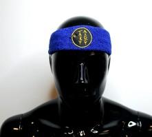 Potítko Taky Headband, Modrá