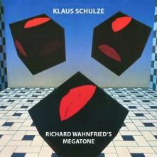 CD SCHULZE, KLAUS - RICHARD WAHNFRIED'S MEGATONE