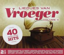 CD V/A - LIEDJES VAN VROEGER VOL.4