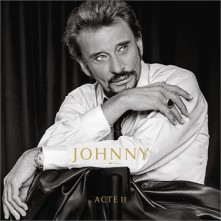 CD HALLYDAY, JOHNNY - JOHNNY ACTE II