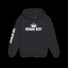 Mikina Roma Boy Kids, Dieťa, Čierna,