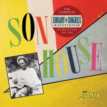 CD HOUSE, SON - COMPLETE LIBRARY OF CONGRESS SESSIONS PLUS BONUS TRACKS 1941-1942