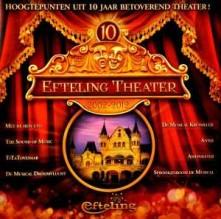 CD V/A - EFTELING THEATER - 10 JAAR BETOVEREND THEATER