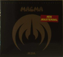 CD MAGMA - MEKANIK DESTRUKTIW KOMMANDOH