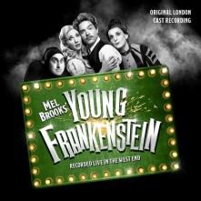 Vinyl ORIGINAL LONDON CAST RECORDING - MEL BROOKS' YOUNG FRANKENSTEIN