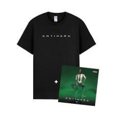Balík CD + Tričko Antihero