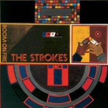 Vinyl STROKES - Room On Fire