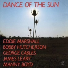 CD MARSHALL, EDDIE/ HUTCHERS - DANCE OF THE SUN