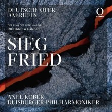 CD KOBER, AXEL/DUISBURGER PH - SIEGFRIED