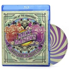 Blu-ray NICK MASON'S SAUCERFUL OF - Live at the Roundhouse