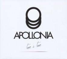 Vinyl APOLLONIA - TOUR A TOUR
