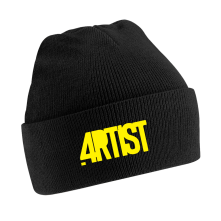 Čapica Artist, Unisex, Čierna, Univerzálna