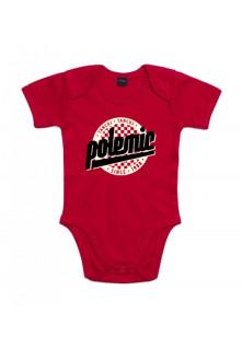 Body Logo, Dieťa, Červená,