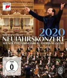 Blu-ray WIENER PHILHARMONIKER - Neujahrskonzert 2020 / New Yea