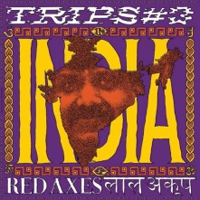 Vinyl RED AXES - TRIPS #3: INDIA