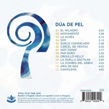 CD DUA DE PEL - MADERA DE PAJARO