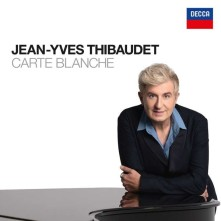 CD THIBAUDET, JEAN-YVES - CARTE BLANCHE