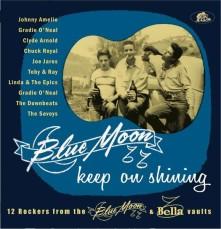 Vinyl V/A - BLUE MOON KEEP ON SHINING