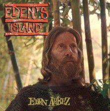 Vinyl AHBEZ, EDEN - EDEN'S ISLAND