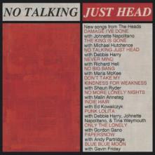 CD HEADS - NO TALKING, JUST HEAD