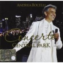CD CONCERTO: ONE NIGHT IN CEN