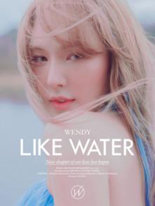 CD WENDY - LIKE WATER (PHOTOBOOK VERSION)