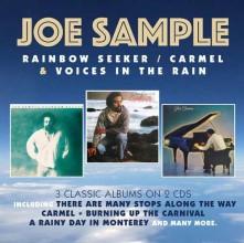 CD SAMPLE, JOE - RAINBOW SEEKER/CARMEL/VOICES IN THE RAIN