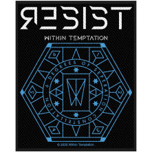 Nažehlovačka Resist Hexagon