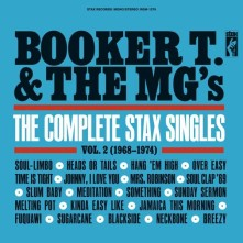 Vinyl BOOKER T. & THE MG'S - COMPLETE STAX SINGLES VOL.2 (1968-1974)